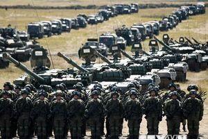 Bộ trưởng Quốc phòng Shoigu: Nga sẽ tập trận quy mô lớn 5 năm một lần