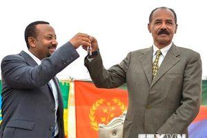 Ethiopia-Eritrea ký hiệp ước hòa bình, chấm dứt cuộc chiến 20 năm