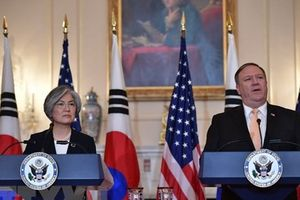 Ngoại trưởng Hàn Quốc, Mỹ điện đàm về vấn đề Triều Tiên