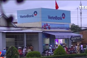 Bắt giữ 2 nghi can vụ cướp ngân hàng tại Tiền Giang