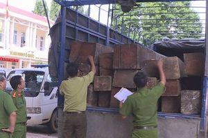 Đắk Lắk: Bắt giữ xe tải chở thuê 31 khối gỗ lậu với giá 3 triệu đồng