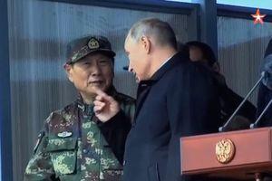 Choáng trước 10 khoảnh khắc ấn tượng Nga tập trận chiến lược lịch sử (chùm video)