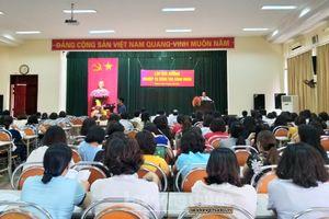 LĐLĐ quận Đống Đa: Hơn 400 đại biểu tham gia lớp bồi dưỡng nghiệp vụ công tác công đoàn