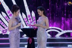 Xem lại phần thi ứng xử của tân hoa hậu Trần Tiểu Vy