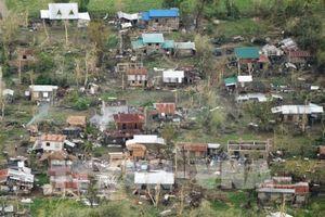 Philippines: Mùa màng thiệt hại nặng vì bão Mangkhut