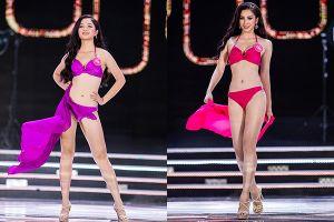 Nhìn lại phần trình diễn 'nóng' nhất Hoa hậu Việt Nam 2018