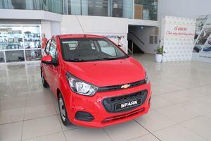 Chevrolet Spark Duo giảm giá, tiếp tục là mẫu xe rẻ nhất Việt Nam