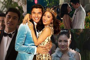 Không phải ngẫu nhiên, 'lọ lem' của 'Crazy Rich Asians' được bước chân vào gia tộc giàu nhất Singapore!