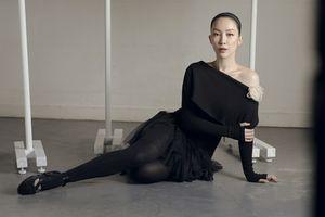 Linh Nga hóa thân vũ công ballet, đẹp xuất thần trong bộ ảnh mới