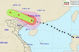 Bão Mangkhut sẽ suy yếu thành áp thấp nhiệt đới trên đất liền của Trung Quốc