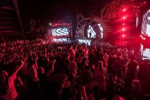Không khí sôi động bên trong lễ hội âm nhạc tại Hồ Tây trước khi xảy ra vụ nghi sốc thuốc 7 người tử vong