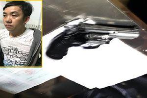 Vụ cướp ngân hàng ở Tiền Giang: Vừa bắt thêm nghi phạm ở TP.HCM với đầy đủ tang vật
