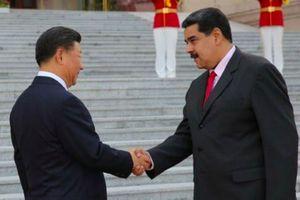 Trung Quốc cam kết hỗ trợ tài chính cho Venezuela