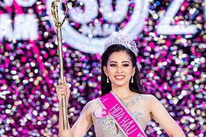 Nhìn lại hành trình lên ngôi của Hoa hậu Trần Tiểu Vy