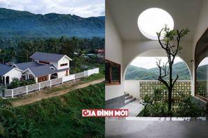 Ngôi nhà cho bố mẹ trên mảnh đất cũ vừa mang nét đẹp cổ điển vừa tiện nghi như resort