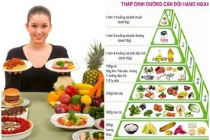 Nguyên tắc dinh dưỡng cho mẹ bầu trong 9 tháng thai kỳ