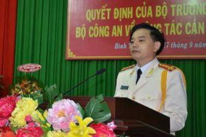 Tân Giám đốc Công an tỉnh Bình Thuận là ai?