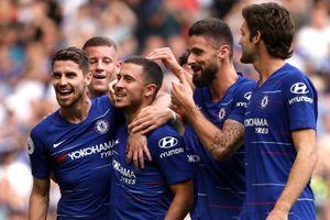 Hậu vòng 5 Premier League: Tam hùng bứt tốp
