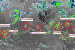Dự báo bão: Khó chính xác tuyệt đối