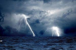 Siêu bão Mangkhut suy yếu thành áp thấp, Bắc bộ đón mưa
