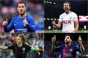 Những số 10 đáng xem nhất châu Âu mùa này: Modric đấu Messi
