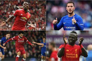 Danh sách 20 cầu thủ đã ghi bàn ở Premier League mùa 2018/2019