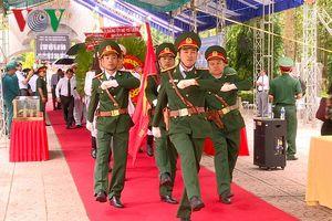 Đồng Nai tổ chức an táng 9 hài cốt liệt sĩ mới được tìm thấy