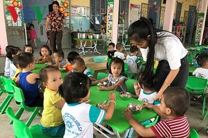 Đắk Lắk thiếu gần 1.000 giáo viên và cán bộ quản lý ở bậc mầm non