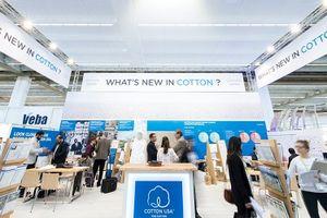 Nhiều doanh nghiệp dệt may tham dự sự kiện Cotton Day 2018