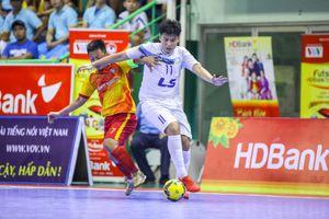 Futsal HDBank VĐQG 2018: Hải Phương Nam ĐHGĐ vẫn không có đối thủ