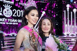 Hoa hậu Việt Nam 18 tuổi Trần Tiểu Vy ở đời thường qua lời kể của mẹ