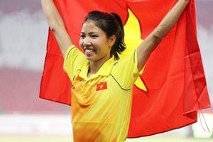 Cô gái vàng Bùi Thị Thu Thảo: Thành công từ điểm tựa gia đình