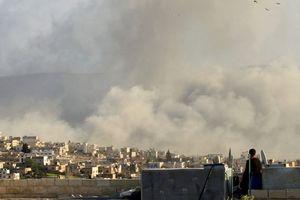 Phe nổi dậy Syria lên tiếng về 'đòn giáng' vào Assad tại Idlib