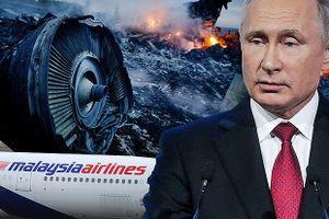 Nga họp báo công bố nội dung ghi âm liên quan vụ máy bay MH17