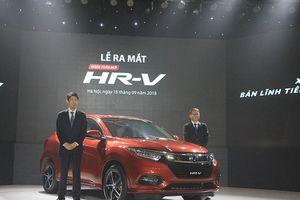 Honda HR-V chính thức ra mắt thị trường Việt Nam, giá cao nhất 871 triệu đồng