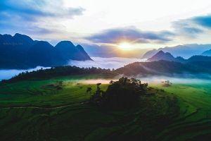 Pù Luông, xứ sở của 'vương quốc mây'
