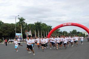 Hơn 1.850 vận động viên tranh tài giải Việt dã Báo Quảng Nam lần thứ XXII