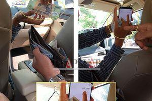Tài xế taxi dù thừa nhận tráo tờ 500.000 đồng của khách