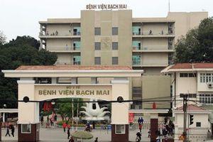 Có một thơ ấu mà 'bệnh viện Bạch Mai như một công viên đẹp'