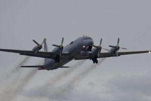 Máy bay quân sự Nga mất tích sau đợt không kích của Israel