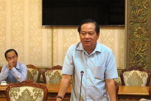Khởi tố nguyên Phó chủ tịch TP.HCM Nguyễn Hữu Tín liên quan Vũ 'nhôm'