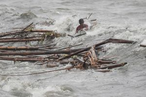 Lãnh đạo Việt Nam thăm hỏi Philippines sau siêu bão Mangkhut