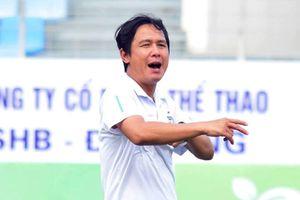 HLV Minh Phương: 'Ba vòng cuối, CLB Đà Nẵng chiến đấu vì danh dự'