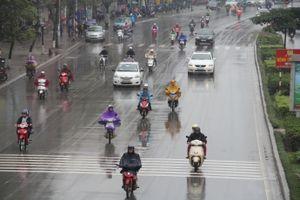 Mưa sau bão số 6 giúp chất lượng không khí tại Hà Nội giữ mức ổn định