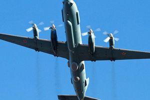Máy bay quân sự Nga nghi bị bắn hạ giữa lúc Israel, Pháp dội bão lửa vào Syria