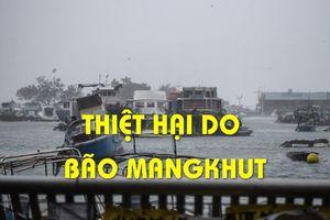 Thống kê mới nhất thiệt hại do siêu bão Mangkhut tại Trung Quốc, Philippines, Hong Kong