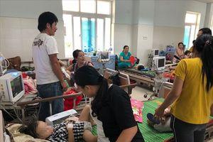 Gần 600 trường hợp mắc bệnh tay chân miệng ở Quảng Ngãi