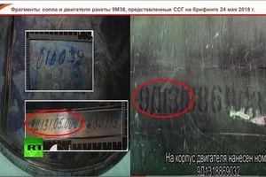 Nga tung mọi bằng chứng vụ MH17, Hà Lan phản ứng