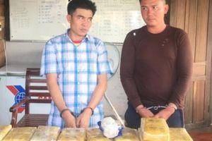 Clip: Biên phòng Quảng Trị bắt giữ 200.000 viên ma túy