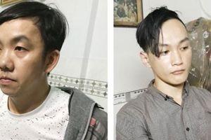 Toàn cảnh bắt 2 nghi can vụ cướp ngân hàng táo tợn ở Tiền Giang